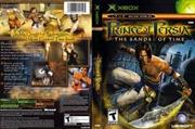 MICROSOFT Microsoft XBOX Game PRINCE OF PERSIA THE SANDS OF TIME